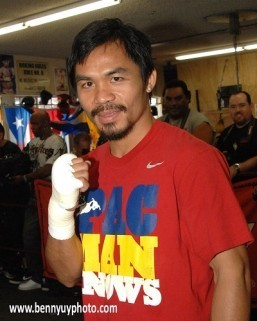 Boxing hero Pacquiao is top tax-payer in PHL: BIR