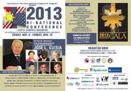 Ambassador Cusia to Keynote the 2013 FPACC Bi-National Conference