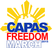 1st Capas Freedom March April 11
