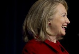 Obama hails 'wicked smart' Clinton