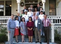 Consul General De La Vega Meets with Camarillo Chamber of Commerce