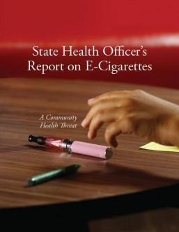 E-cigarettes, a community health threat: State officials