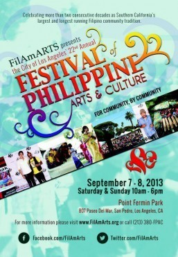 Southern California's largest community tradition of Filipino arts and culture, the Festival of Philippine Arts and Culture (FPAC) celebrates its 22nd Annual with the theme Pag-Ugnay, Paglago at Pagbabago