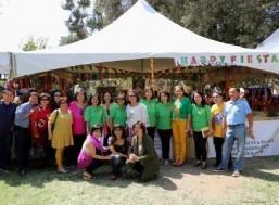 Philippine Consulate General  attends 38th Annual Peñafrancia Festival