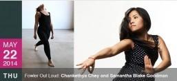 Fowler Out Loud: Chankethya Chey and Samantha Blake Goodman