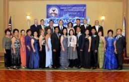 GAPASCA induction on June 13