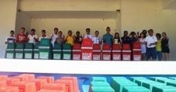 Megaworld donates 120 trash bins for Boracay