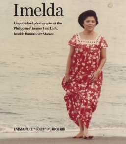 Rare Imelda photos in coffee table book
