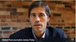 Parents of US journalist Foley praise their 'fearless' son