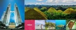 Kuala Lumpur and Bohol  5 nights + air via Philippine Airlines from $1,799