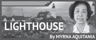 LIGHTHOUSE BY MYRNA AQUITANIA