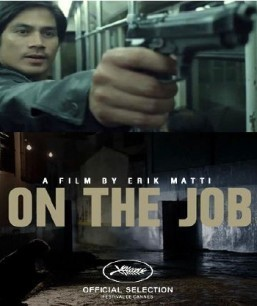 "Director Erik Matti of the Cannes Selection Film ""On the Job"" pays courtesy call on Consul General De La Vega"