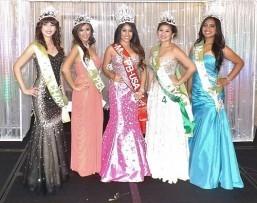 Miss Mangatarem's AlyssaVeloria Soto Was Crowned as Miss Pangasinan-USA