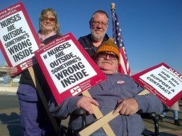 RNs to strike August 14 at three Bay Area hospitals