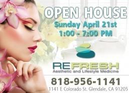 Refresh: Aesthetic & Lifestyle Medicine Open House