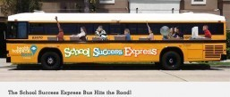 """Los Angeles Residents to Call for Greater Focus on Student Health; Increased Parent Involvement as """"School Success Express"""" Bus Tour Rolls to Hollenbeck Middle School"""