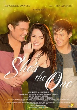 """Dantes, Alonzo, Gil shine in """"She's the One"""""""