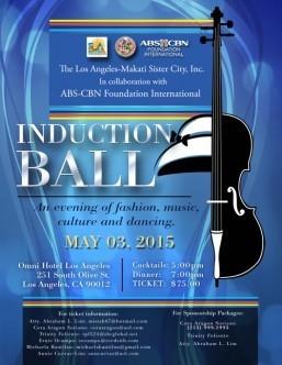 Sister Cities Los Angeles and Makati Grand Gala Night  at The Omni Hotel May 3