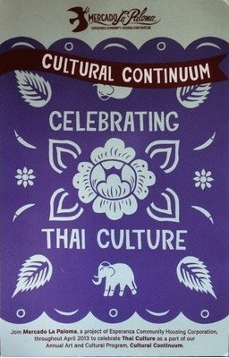 Thai New Year Celebration (Procession and Festival)