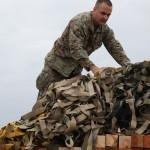 US troops shocked by devastation