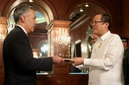 New US Ambassador assures of continued support in 'Yolanda' rehab