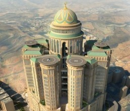 Luxury hotel in Saudi Arabia to become world's largest hotel