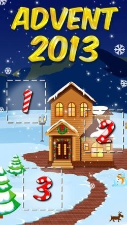 Top iPhone apps: 'Advent 2013, 25 Christmas apps'
