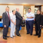 Gen. Mac Arthur's aide received recognition from Filipino seniors