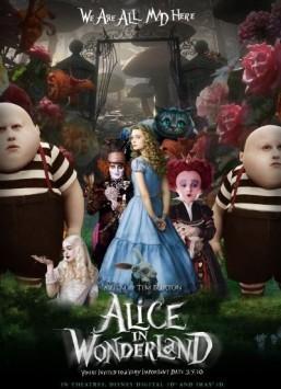 Mia Wasikowska and Johnny Depp to return to Wonderland