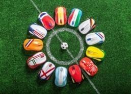 New Logitech mice honor World Cup soccer teams