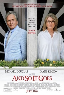 Trailer: Michael Douglas and Diane Keaton in 'And So It Goes'