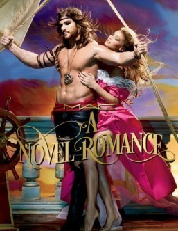 Romance novel covers inspire new MAC collection