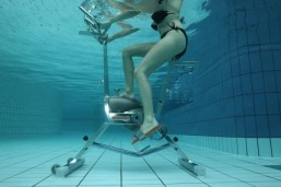Aquabike gets an upgrade