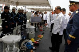 Aquino wants to keep tensions low in West PHL Sea