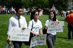 Asian group disappointed by temporary injunction on Immigration Action