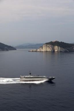 Five of the most impressive yachts at the Cannes Festival de Plaisance