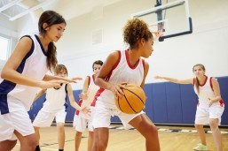 Playing football, handball or basketball in teen years could help prevent osteoporosis