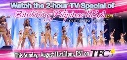 Binibining Pilipinas USA pageant night July 27