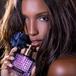 Jasmine Tookes presents Scandalous, the new Victoria's Secret fragrance