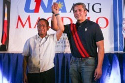 VP Binay: Only courts can say I'm corrupt