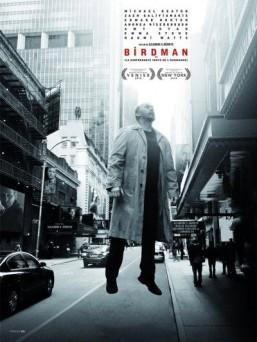 'Birdman': a dark satire about the world of showbiz