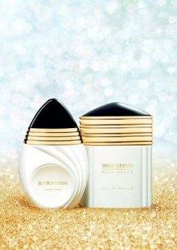 Boucheron fragrances available in limited edition holiday flacons