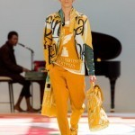 London Collections: Men – Burberry Prorsum sends out a color-filled collection