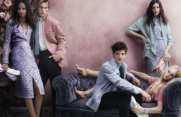Burberry Spring-Summer 2014 campaign unveiled