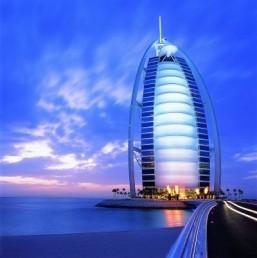 Dubai hotel named best in the world