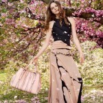 Dreamy blossoms in Bottega Veneta campaign by Ryan McGinley