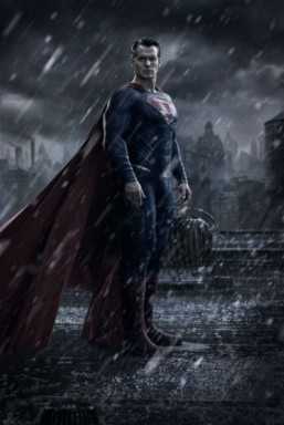 'Batman v Superman': first look at Supes, antagonist rumors