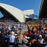Sydney Opera House celebrates 40 years