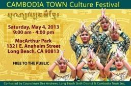 Cambodia Town Culture Festival