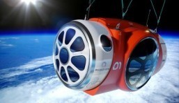 Space tourism is around the corner, at least for the rich